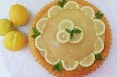 Torta furba al limone - Dolci Dessert
