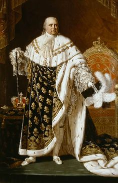 King Louis XVIII returned from exile following Napoleon's exile and re-established the French monarchy.