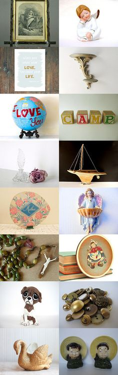 Friends and Family by Janine on Etsy--Pinned with TreasuryPin.com