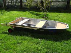 Alu bote - Barque - Little model
