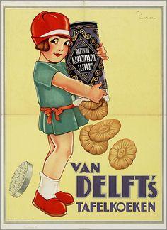 Van Delft's tafelkoeken