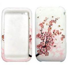 Fits Apple iPhone 3G Cell Phone Skin Case – Spring Flowers ****LAST TWO***