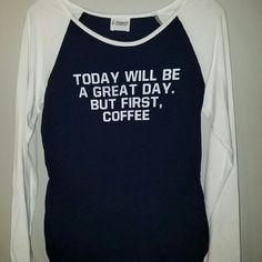 Shirt Long sleeve ragland style shirt Tops Tees - Long Sleeve