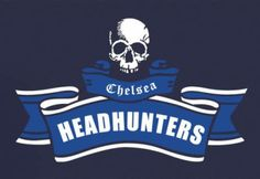 Chelsea Headhunters T-Shirt Chelsea Blue, Chelsea Fc, Chelsea Players, Casual Art, Football Casuals, Stamford Bridge, Chelsea Football, Fulham, Blue Bloods