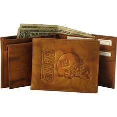 Rico New York Giants Team Embossed Billfold - NFLShop.com