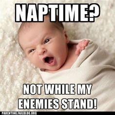 Parenting Fails: Awake! Ye Foul Mother!