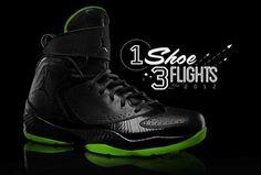 11 Best Nike Air Jordan XX8 Days of Flight Black Neon Collection ... f96568dbd0cc