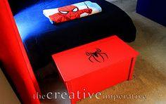 spiderman trunk