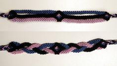 Friendship Bracelet Patterns, Friendship Bracelets, Diamond Bands, Jewelry, Jewellery Making, Jewerly, Jewelery, Jewels, Jewlery