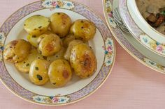 Sage Roasted  Baby Potatoes from Stephanie at Recipe Renovator | gluten-free, vegan, whole foods