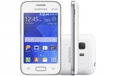 Smartphone Samsung Galaxy Young 2 Duos TV DualChip - 3G Android 4.4 Câm. 3MP…