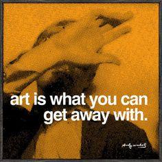 Warhol Wisdom
