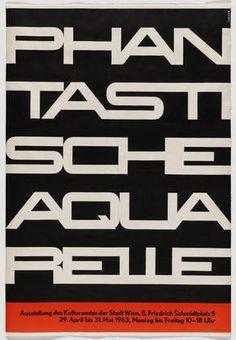 Hans Fabigan. Phantastische Aquarelle. 1963