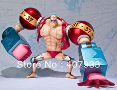 Franky  1pcs 7inch One Piece New World After 2 Years Franky PVC Action Figure Collection M-in Action & Toy Figures from Toys & Hobbies on Aliexpress.com | Alibaba Group