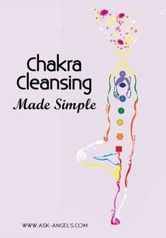 Chakra Cleansing Made Simple Click to learn 4 Simple Methods for DIY Chakra Cleansing>> #diy #chakra #cleansing