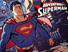 Adventures of Superman 042 (2014) . | Vietcomic.net