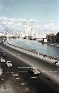 Яндекс.Фотки Москва 1950-х