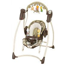Graco Swing n Bounce 2-in-1 Infant Swing - Birkshire... Had one with Rohan but had to down grade in the move.
