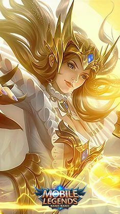 Mlb Wallpaper, Mobile Legend Wallpaper, Game Character, Character Design, Ashe League Of Legends, Hero Fighter, Alucard Mobile Legends, Moba Legends, The Legend Of Heroes