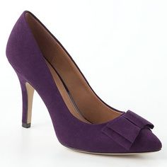 Apt. 9 High Heels. I love these shoes in purple. So sexy and classy.