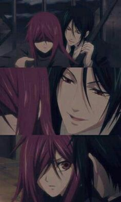 Is that Grell or just a random girl there looks like him?? 0.o