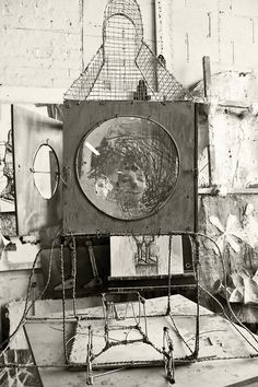 Aga Ousseinov: Studio, New York, 2006