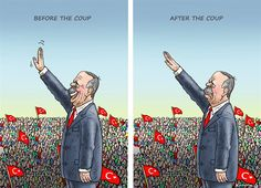 Marian Kemensky - Slovakia - AFTER THE COUP - English - Erdogan,fascism,racism,Turkey,coup,dictature