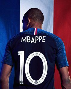 The Hero of France - Mbappe Nike Football, Football Neymar, Football 2018, Nike Soccer, Football Stuff, Neymar Jr, Fox Sport, Mbappe Psg, Unitards