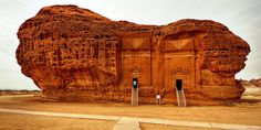 """Saudi Arabia: Opening up long hidden ancient ruins-Dating back to the second century BC, the Nabataean archaeological site, also known as Madain Saleh, has long been hidden from foreign visitors to Saudi Arabia...Madain Saleh, though likely one of Saudi's most famous archaeological sites, is not its only one.  The area bears evidence of other ancient civilisations...  It is home to archaeological remnants that date back thousands of years, including its citadel which is some 8000 years old..."""
