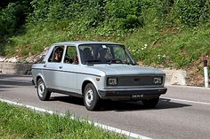 Fiat 128 My first car!!