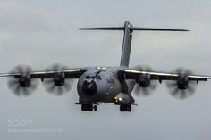 Airbus A400M Atlas by johncook007