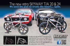 Lo más Cool Bicycles, Cool Bikes, Skyway Bmx, Bmx Bandits, Vintage Bmx Bikes, Old Scool, Bmx Parts, Bmx Street, Bmx Racing