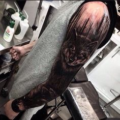 lobo | Tatuagem.com (tatuagens, tattoo)