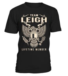 Team LEIGH - Lifetime Member
