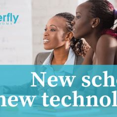 New School, New Technology - Butterfly Classrooms The New School, New School Year, Educational Technology, New Technology, Orientation Day, Staff Meetings, New Classroom, Technology Integration, School Building