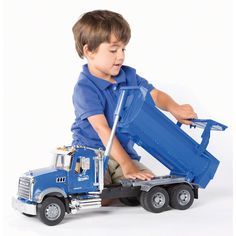 bruder toy garbage truck - Google Search
