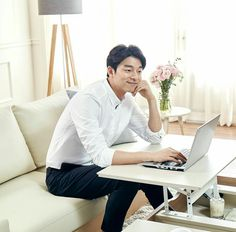 Gong Yoo | 공유 | Gong Ji Chul | 공지철 #gongyoo #gongjichul #hmgongyoo
