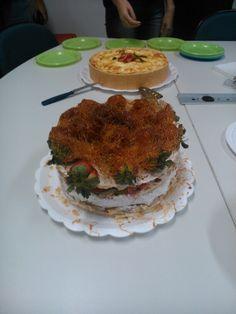 My Bday cake at work 2013