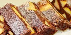 Nejjemnější jablečný koláč s kakaovým těstem: Pochutná si celá rodinka!