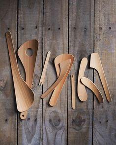 Kohchosai Kosuga Minotake Bamboo Spatula - Beautifully designed kitchen tools from Japan! Bamboo Rice, Bamboo Art, Bamboo Crafts, Wood Crafts, Bamboo Ideas, Diy Crafts, Bamboo Furniture, Design Furniture, Cheap Furniture