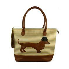 Sausage dog bag :-)