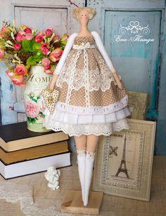 Фотографии Ека-Тильда. Hand made. Купить куклу Тильда.