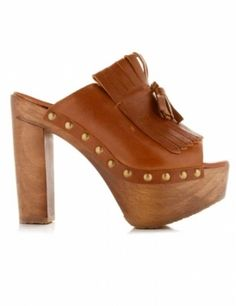 Zapatos mujer 2010 | Los zuecos son tendencia | HOYModa