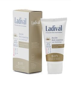 Evita las manchas y protege tu piel con Ladival.http://www.parafarmaciasarasketa.com/proteccion-solar/1937-ladival-anti-machas-con-delentigo-50ml.html