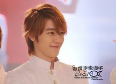 #donghae #leedonghae Dong Hae, Lee Donghae, Super Junior, Smiley, Insight, Shit Happens, My Love, Hair, Orange