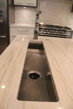 Cool Trough Sink