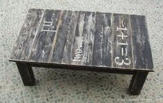 pallet wood table - Google Search