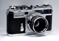 Legendary RF NIKON SP Chrome  with NIKKOR-S 50/1.4 Lens