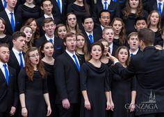 Choral Music at Gonzaga - Gonzaga University