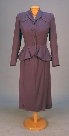 World War Two Fashion | Glamourdaze